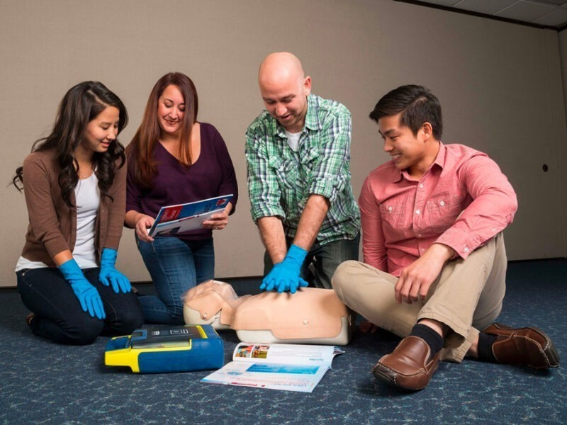 Cours: EFR (Emergency First Response)