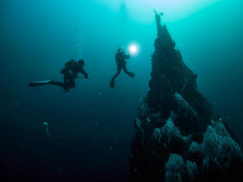 Plongée profonde 130′