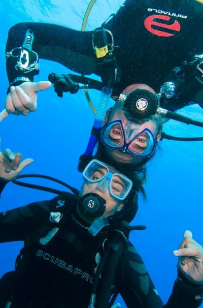 Certification OWD (Open Water Diver)